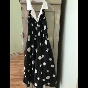 Dress/vintage /oscardelarenta